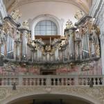 "Orgel in der Kirche ""Zu Unserer Lieben Frau"" bzw. ""Oberer Pfarre"" in Bamberg"