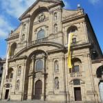 Bild von der Pfarrkirche St. Martin