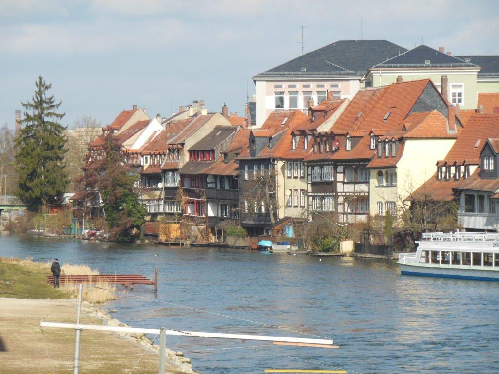 Gezoomtes Bild von Klein Venedig Bamberg