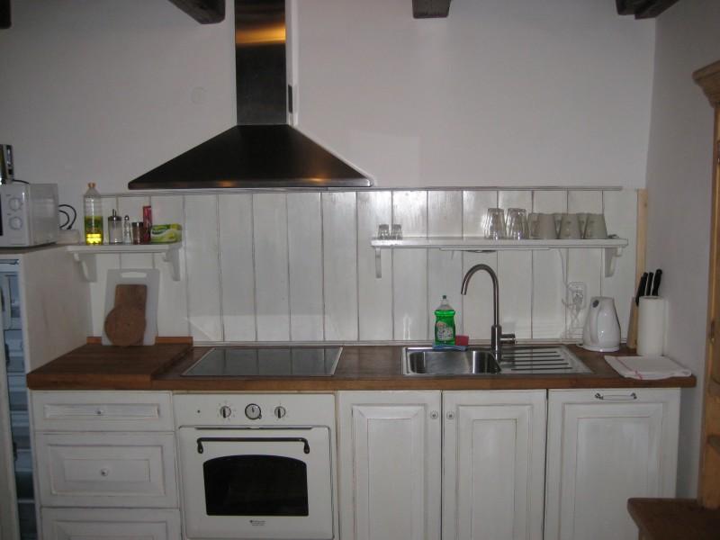 Bild der Küche im Appartment im Sarffy House