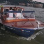 Bild von dem Boot von Dunarama