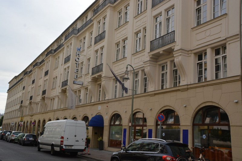 Bild vom Hotel Winters Berlin Mitte von außen