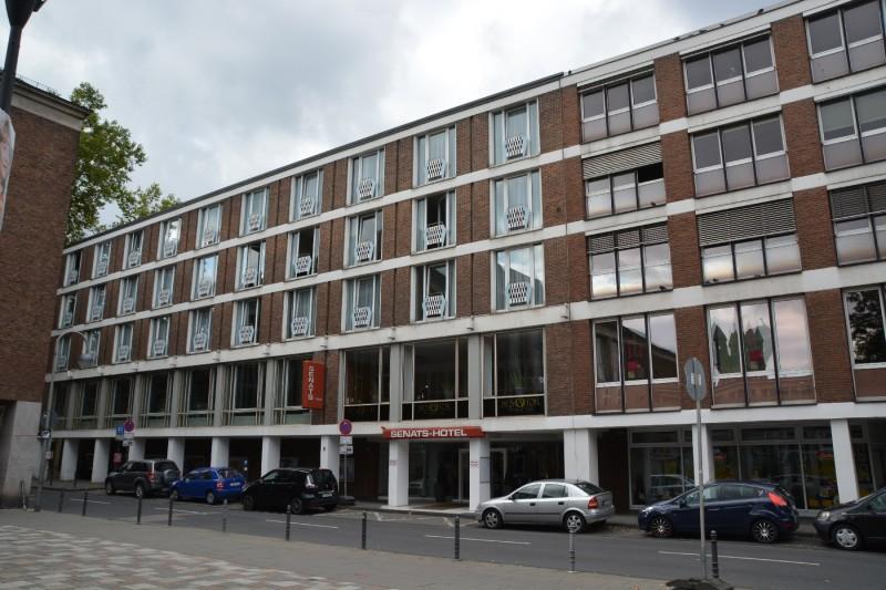 Senats Hotel Köln von außen