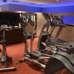 Fitnessbereich des NH Hotel Nürnberg