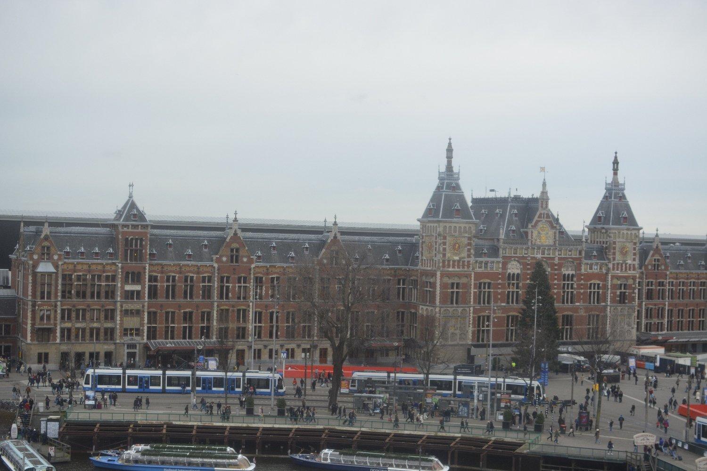 Hotel Amsterdam Park Plaza Victoria Hotel