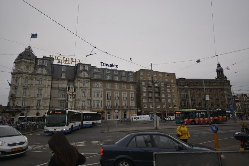 Park Plaza Victoria Hotel Amsterdam (Weitwinkel, noch kein Lightroom da ;))