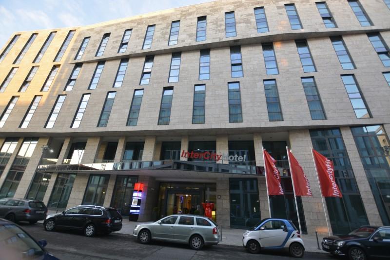 InterCityHotel Berlin von außen