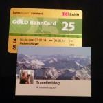 Meine GOLD Bahncard