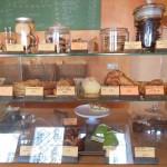 Theke im Aromas Cafe