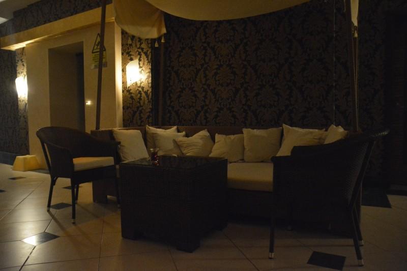 Ruheecke im Carpe Diem Spa im Hotel Concorde de Luxe / Lara