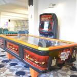 Gamecenter im Concorde de Luxe