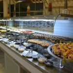 Teil des Buffets im Hotel Concorde de Luxe in Lara - Süßkram Teil 2