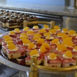 Teil des Buffets im Hotel Concorde de Luxe in Lara - Süßkram Teil 3