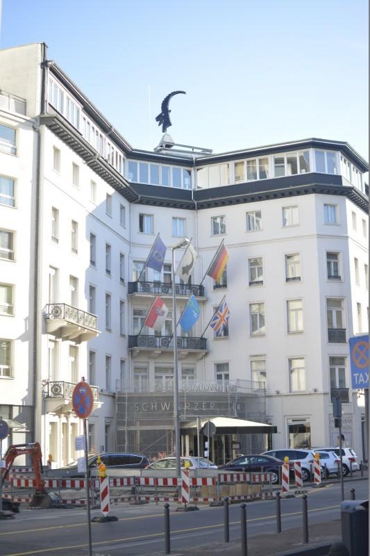 Hotel Radisson Blu SChwarzer Bock Wiesbaden