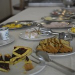 Frühstück im Hotel Stacchini