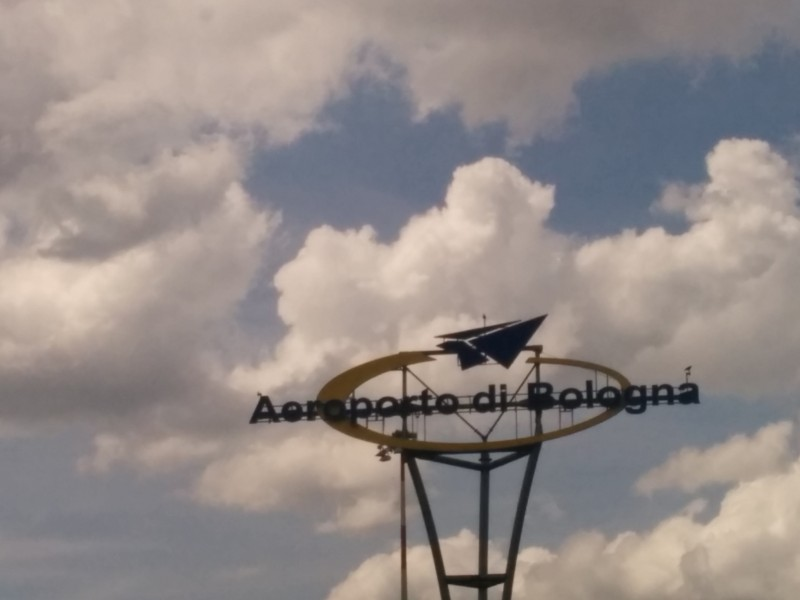 Flughafen Bologna
