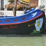 Boot in Cesenatico