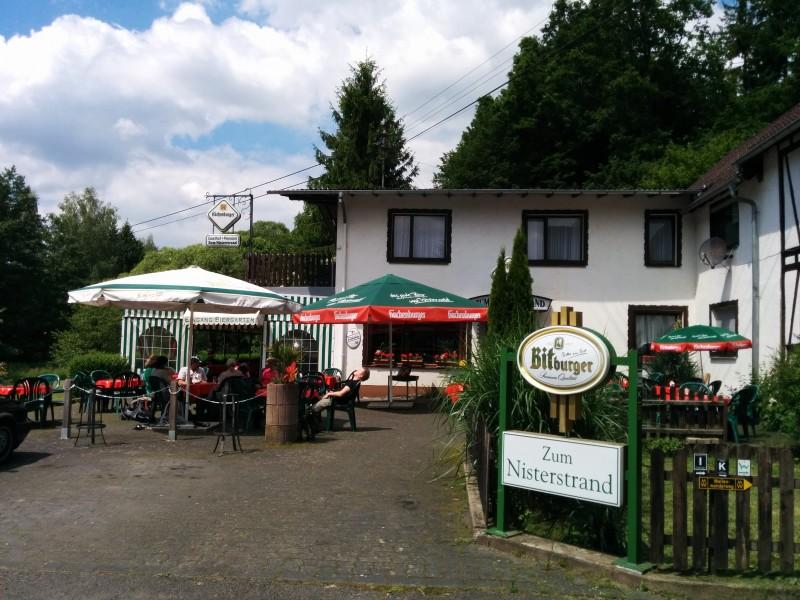 Westerwaldsteig Etappe 10: Gasthof Zum Nisterstrand