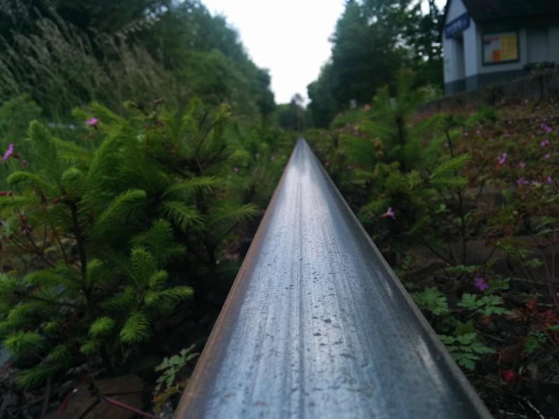 Westerwaldsteig_Etappe10_Gleis_am_Bahnhof_Barienthal