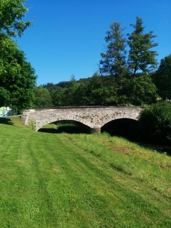Westerwaldsteig Etappe 9: Steinbrücke in Limbach
