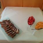 Frühstücksbufett Teil 2 im Hotel Höldrichsmühle / HInterbrühl2