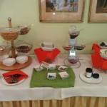 Frühstücksbufett Teil 3 im Hotel Höldrichsmühle / Hinterbrühl