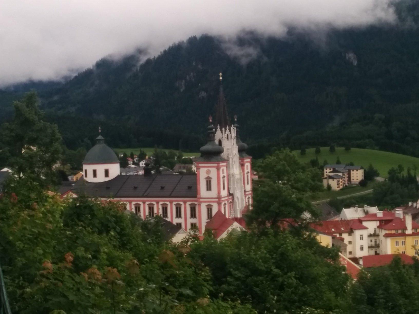 Basilika in Mariazell - Ziel der Via Sacra