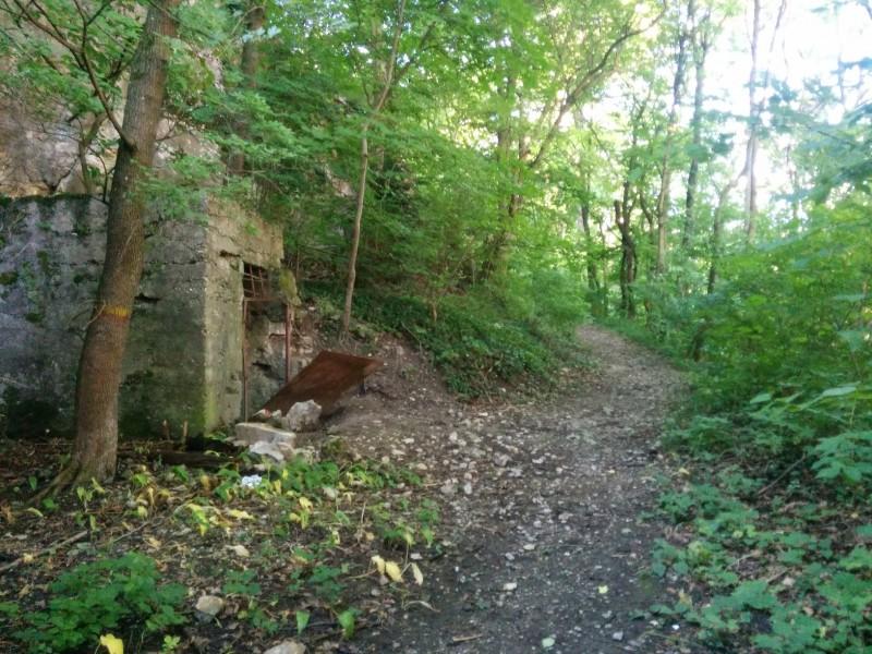 Ein Bunker oder so?