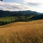 Toller Ausblick auf den letzten 7 km von Hafnerberg nach Klein-Mariazell auf der Via Sacra