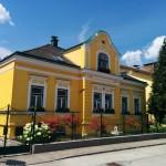 Haus in Hainfeld - Pilgern auf der Via Sacra