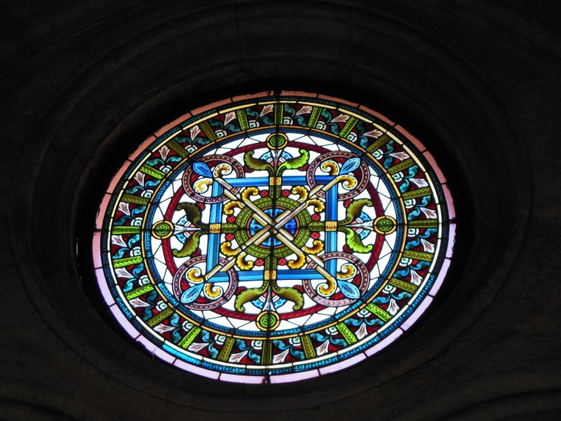 Kirchenfenser 1