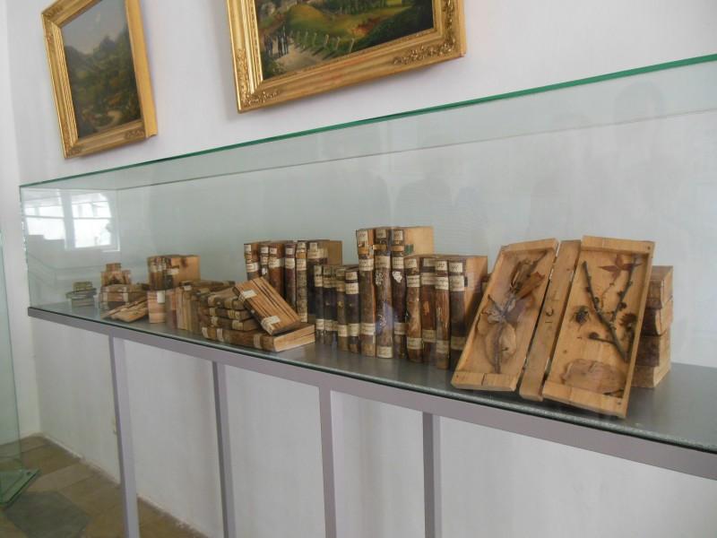 Holzbibliothek im Stift Lilienfeld