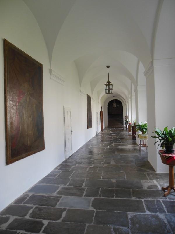 Gang im Stift Lilienfeld
