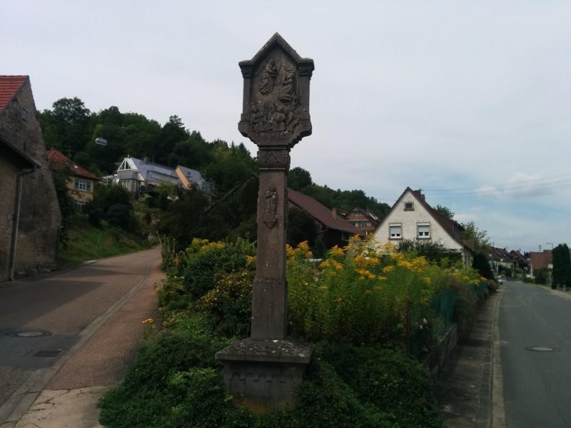 Kreuz in Grünsfeld