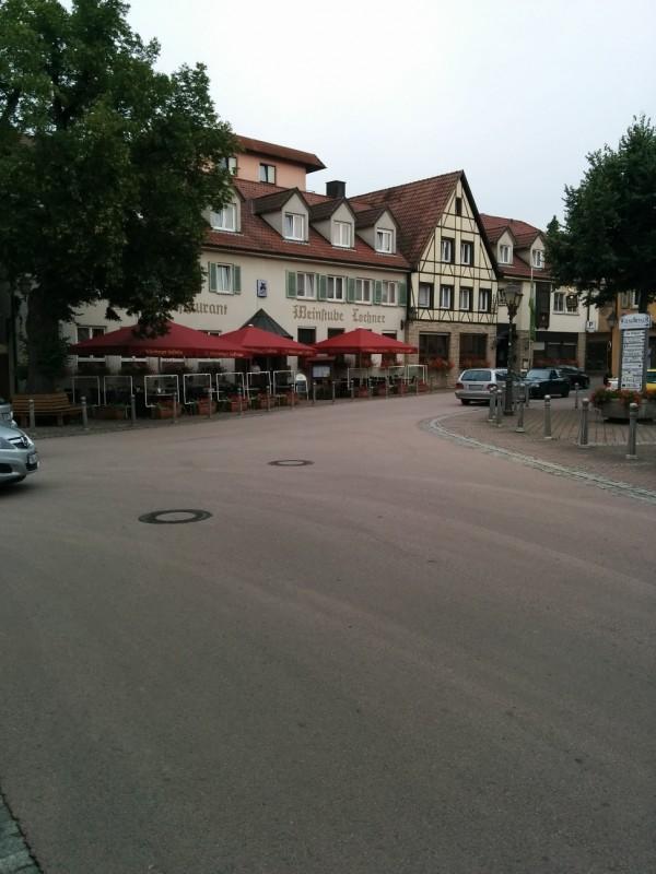 flair Hotel Weinstube Lochner in Markelsheim am Jakobsweg im Taubertal