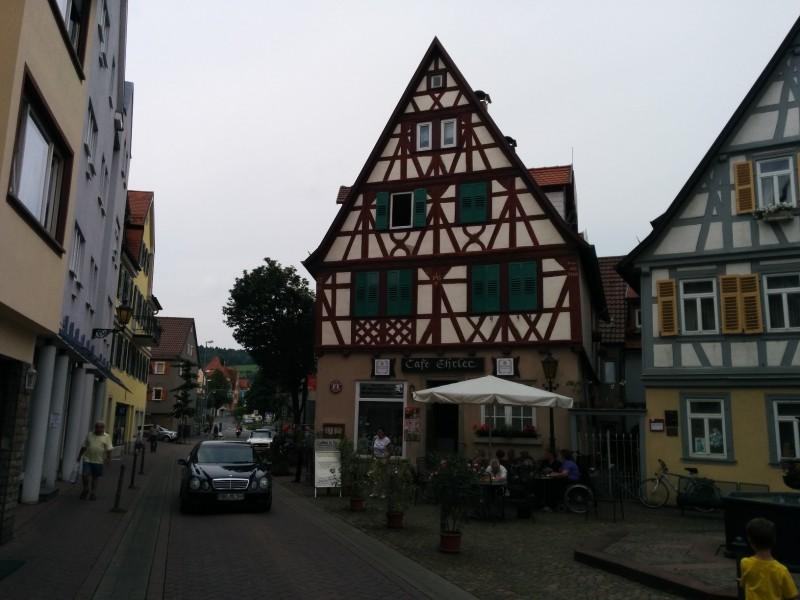 Cafe Konditorei Ehrler