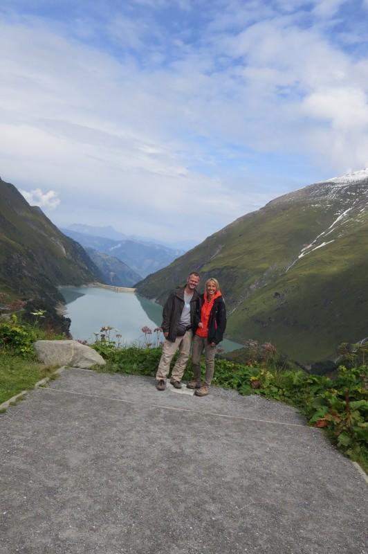 Katja und ich (Foto: mit freundlicher Einwilligung von Katja, Name der tatsächlichen Fotografin unbekannt)