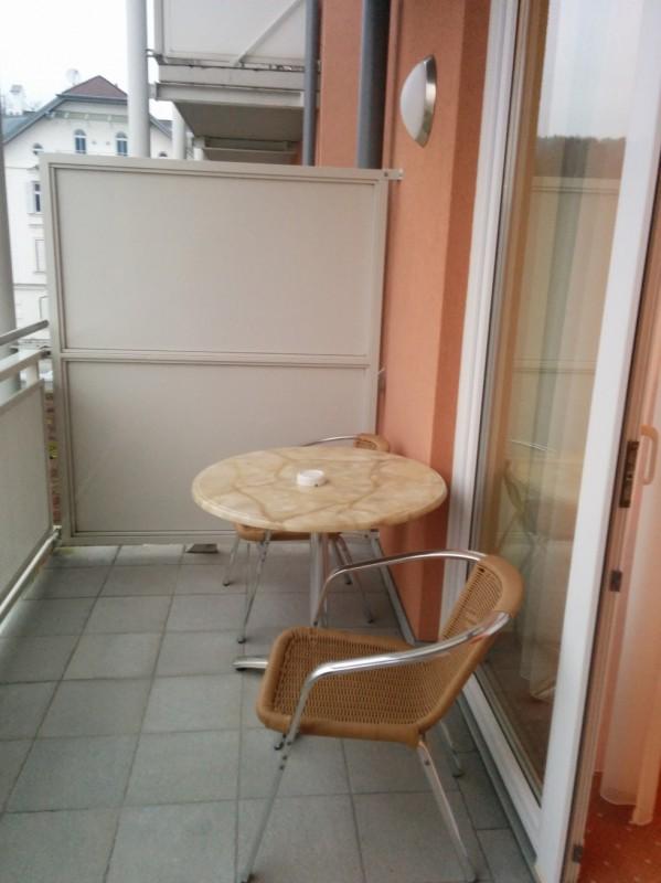 Mein Balkon im Hotel Werzer's Pörtschach Wörthersee