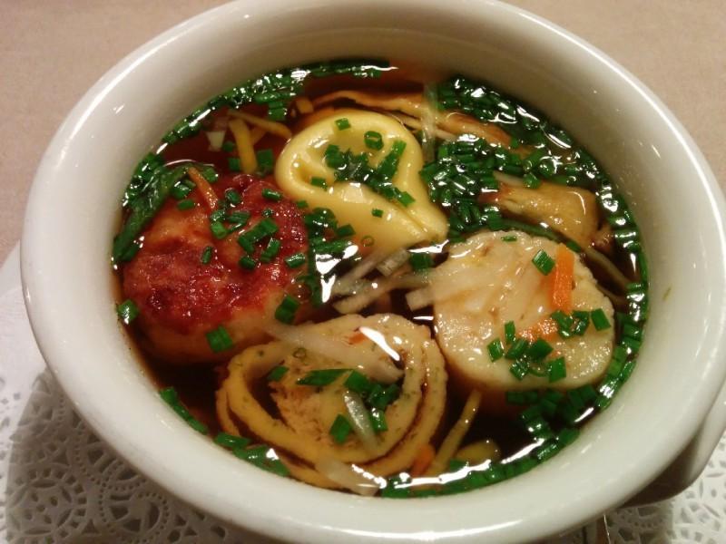 Dieser unglaublich fantastische Suppentopf