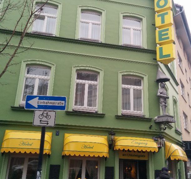 Hotel am Chlodwigplatz Köln