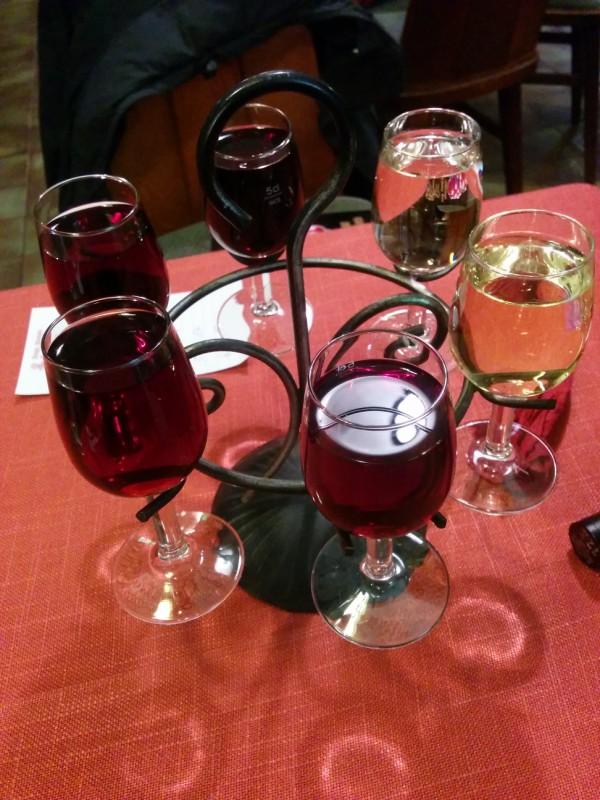 Weinprobe für 9,50 EUR - jeden Cent wert! in der Weinstube Franz Coels Ahrweiler