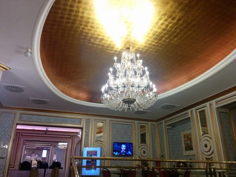 Aufgang zum Casino Classic in der Spielbank Bad Neuenahr