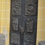 weitere Türe der Laurentiuskirche Ahrweiler