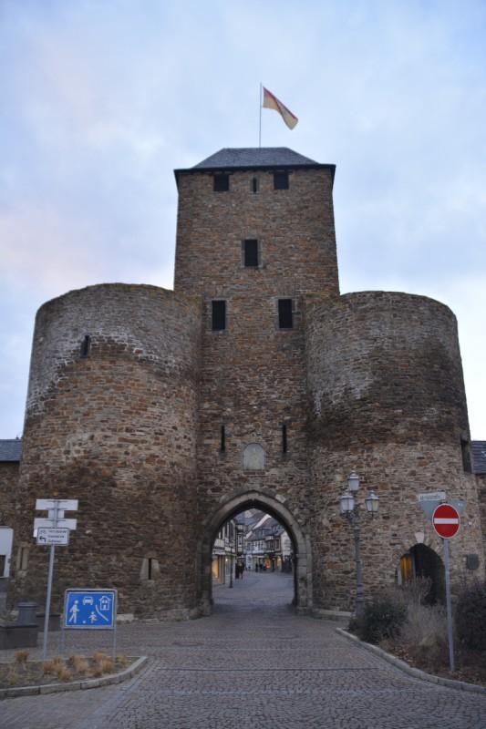 Ahrweiler Tor von stadtauswärts