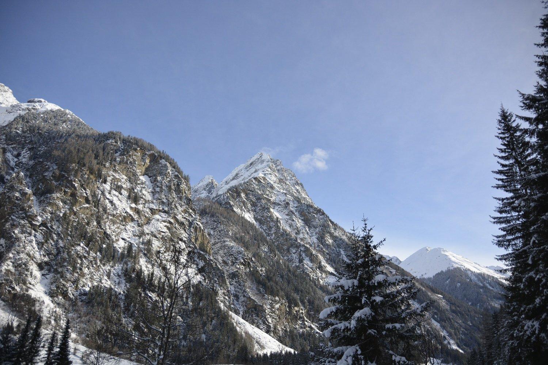 #hach - Die Berge im Kaunertal....