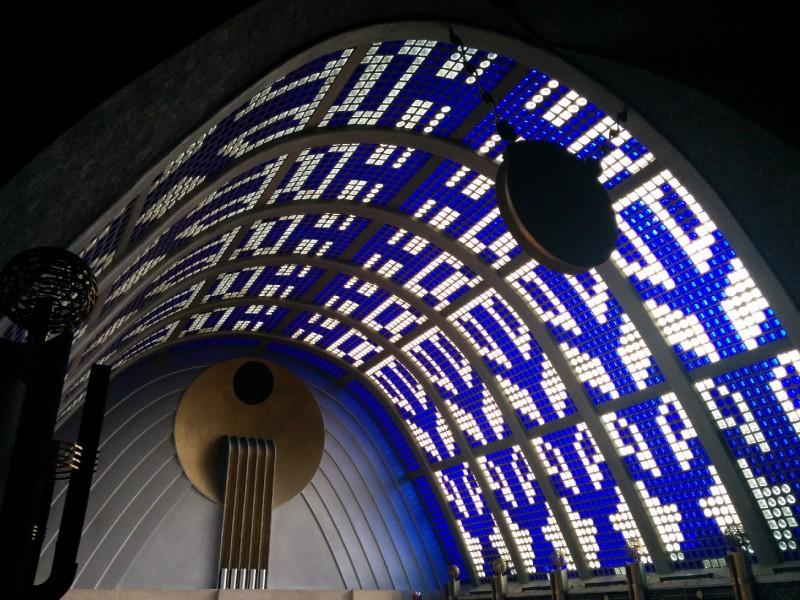 Himmelssaal im Haus Atlantis im Hotel Radisson Blu Bremen