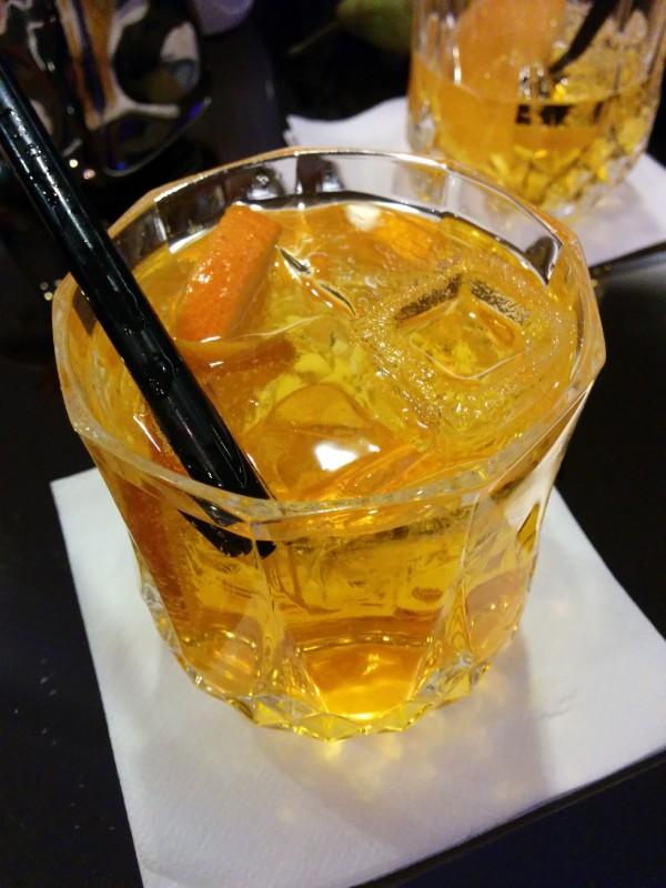 Aloholfreier Cocktail im Radisson Blu Bremen