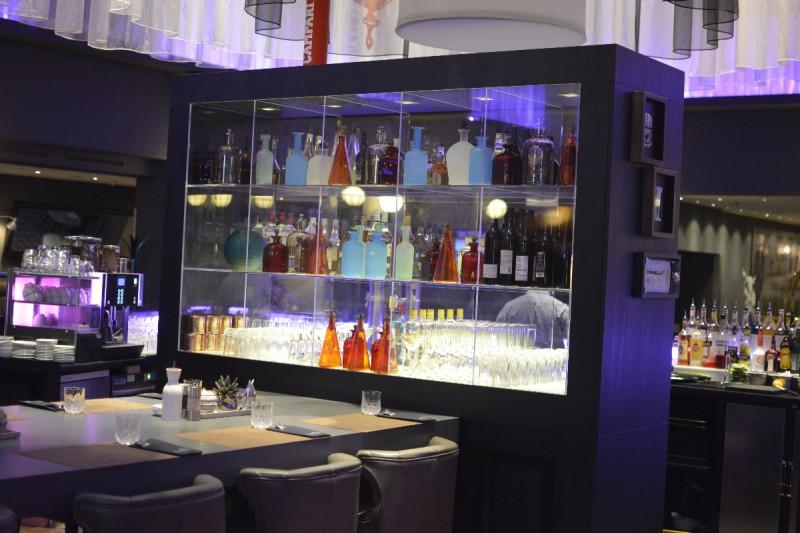 Bar im Radisson Blu Bremen