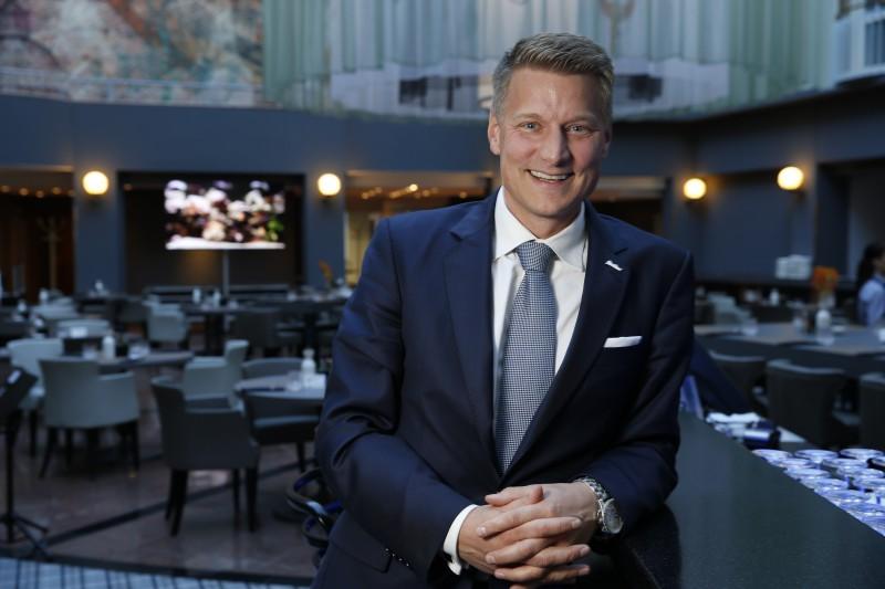Frank Rücker, General Manager Radisson Blu Bremen (Foto: Radisson Blu)