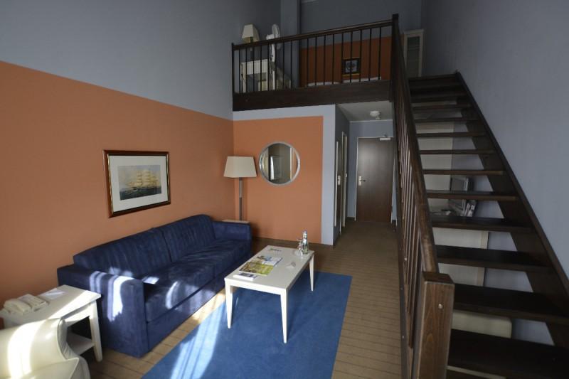 Superior plus Zimmer im Maritim Hafenhotel Rheinsberg